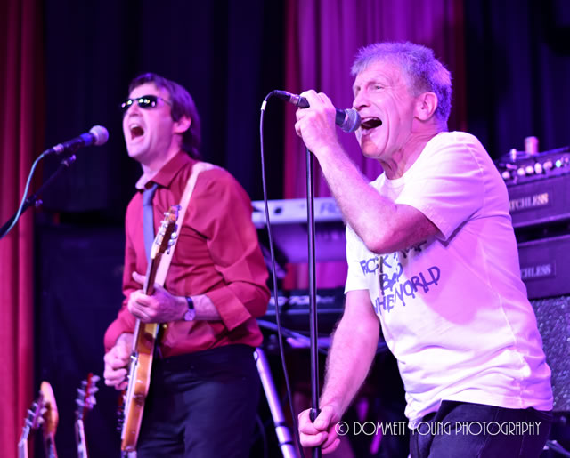 British Invasion Show hits The Half Moon