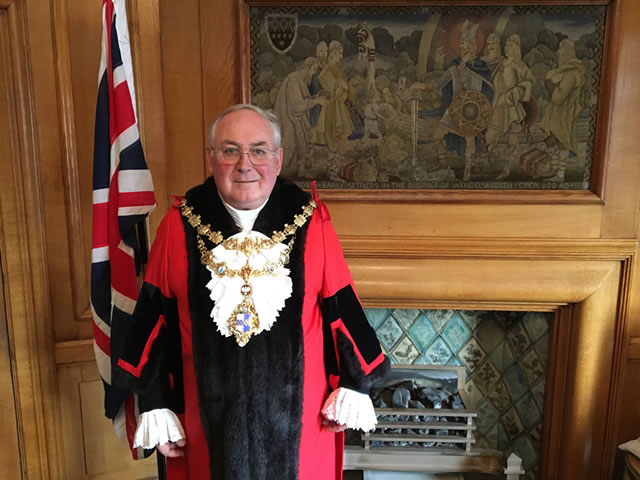 New Mayor Appointed For Wandsworth