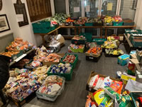 Local Food Banks Prepare For Increased Demand