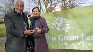 Greens Get Crowd Funding For New Air Quality Monitors