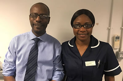 New Diabetes Service For Inpatients At St George's