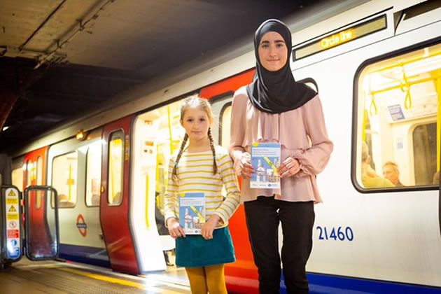 Wandsworth Girl Wins TfL Women In Transport Book Competition