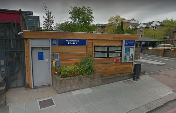 Wandsworth Police Station To Close Down