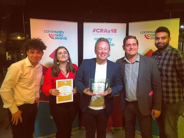 Wandsworth Radio Named Digital Station Of The Year