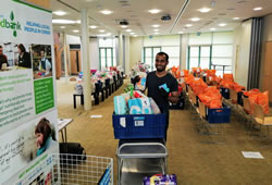 Wandsworth Foodbank Use More Than Doubles