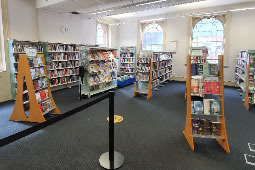 Wandsworth Borough Libraries Reopening for Browsing
