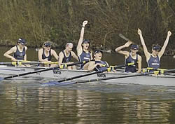 Women's Boat Race Joins the Men's on April 11