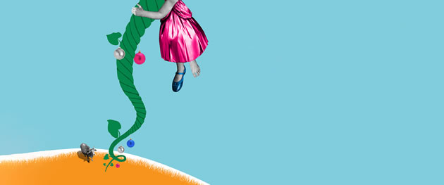 Theatre 503 Presents... Cinderella And The Beanstalk in Wandsworth