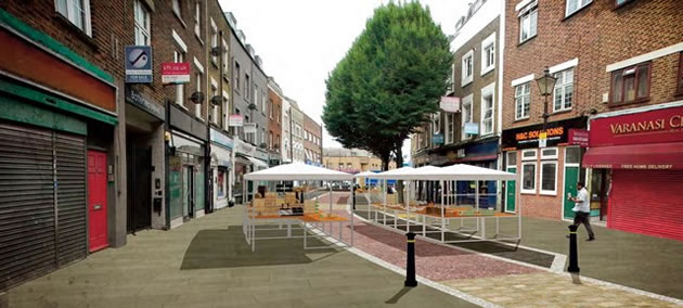 Battersea High Street To Get A Makeover
