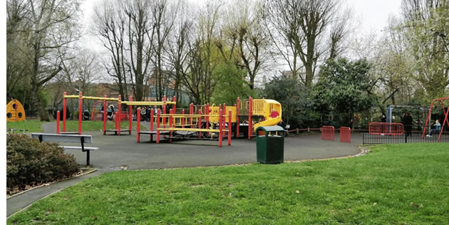 Chivalry Road Playground Awarded £165k To Spend On Upgrades In Wandsworth SW18
