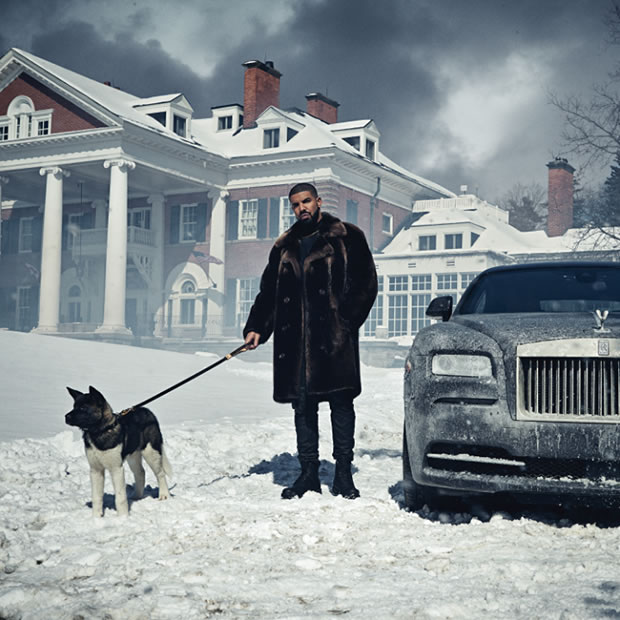 Rapper Drake's Nice For What Video Shot At Battersea Power Station In Wandsworth