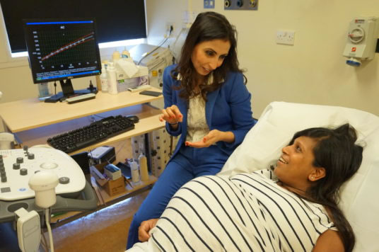 St George's Unveils World First Scanner For Twin Pregnancies