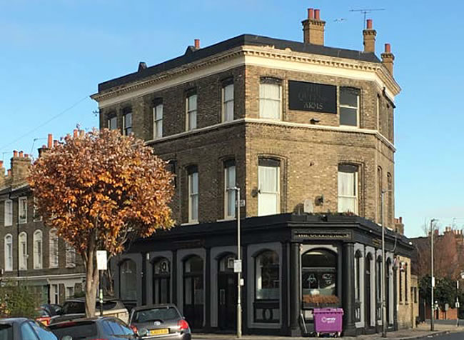 Queens Arms Pub Is Saved From Developers