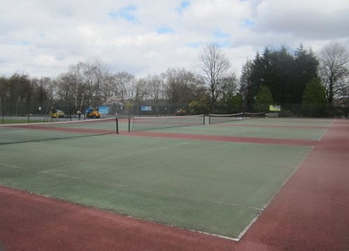 £500k King Goerge's Park Tennis Courts Upgrade Now Complete  in Wandsworth SW18