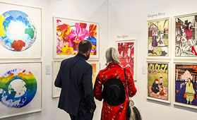 Affordable Art Fair Celebrates Twenty Year Anniversary Preview