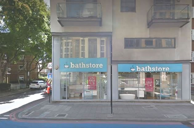 Bathstore on York Road