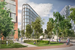 Six Hundred Room Hotel Planned for Nine Elms