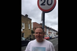 Petition Launched To Make Garratt Lane 20mph