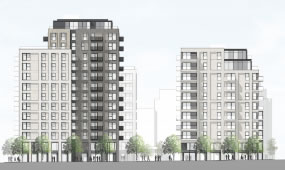 Mayor Gives Green Light To 14-Storey High Development