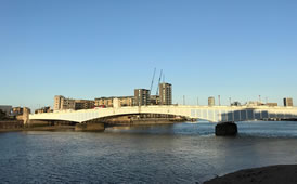 Wandsworth Bridge Repairs To Begin In March