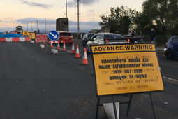 Wandsworth Bridge Misery To Continue Into November
