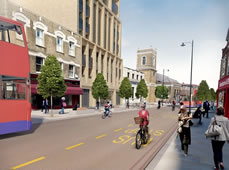 Wandsworth High Street Redesign Going Ahead Despite Cost Overruns