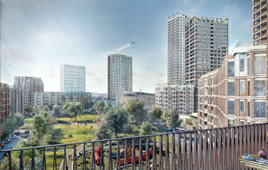 Go Ahead Given for Massive Battersea Development