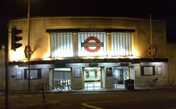 Northern Line Extension Work Closes Kennington Interchange